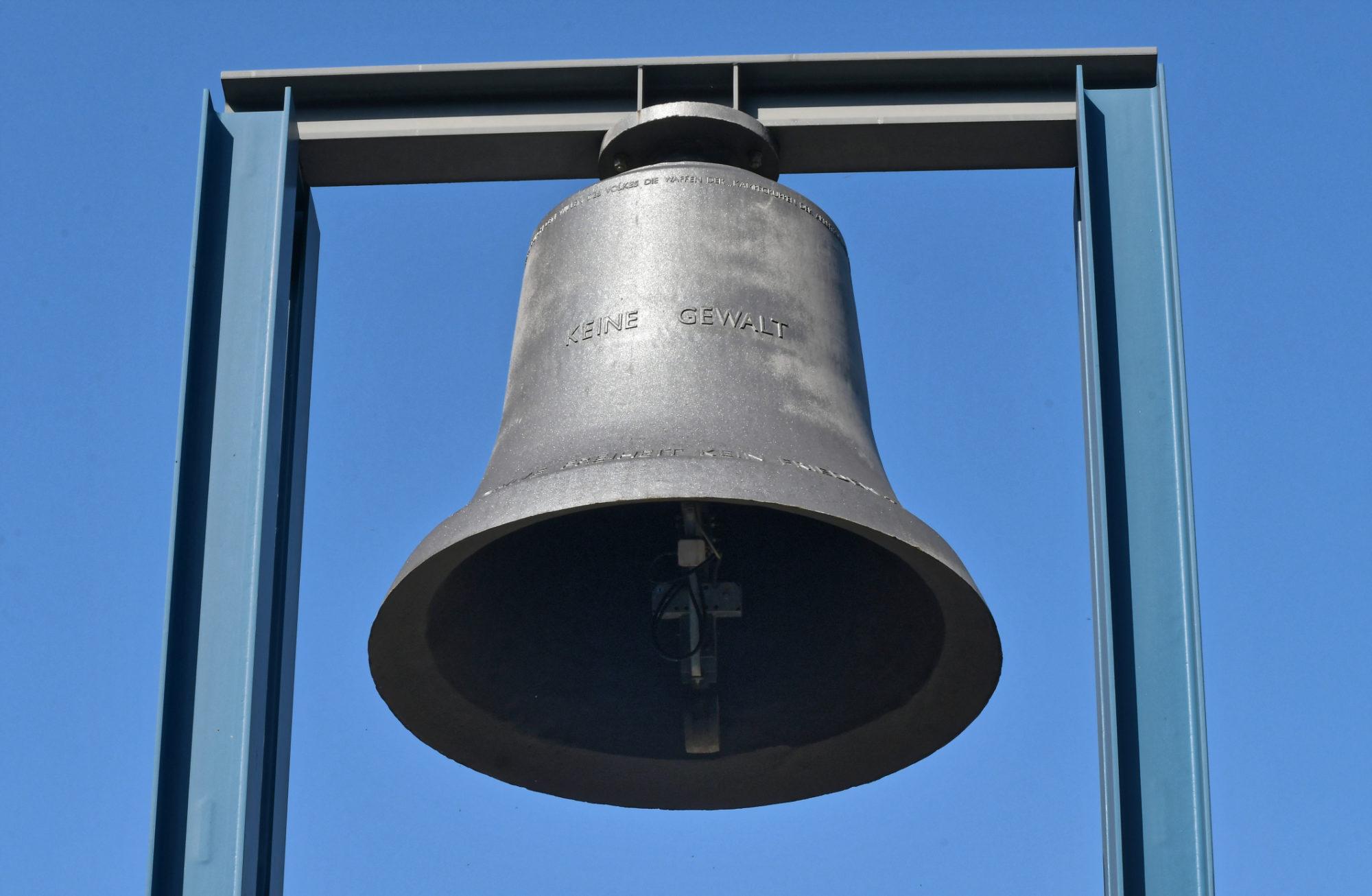 Friedens- und Freiheitsglocke Dessau